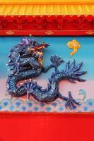 Dragon chinois photo