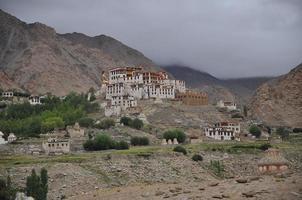 monastère de likir photo