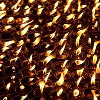 lampes à beurre photo