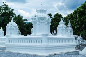 pagode à wat chedi luang, photo
