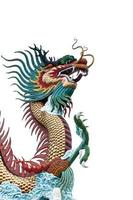 statue de dragon photo