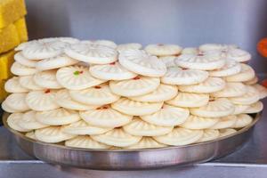 sucreries indiennes photo