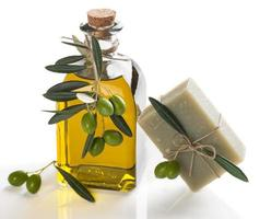 savon naturel à l'huile d'olive photo