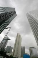 tokyo skyline photo