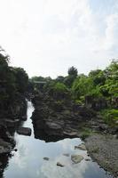vallée genbi à iwate, touhoku photo