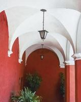 détail de Santa Catalina monastey photo