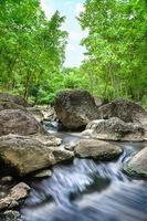 cascade chaude photo