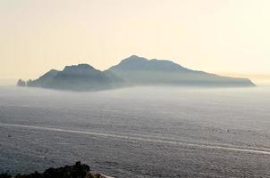 île de capri, italie photo