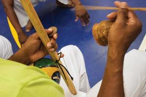 berimbau na capoeira photo