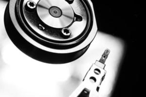 disque dur photo