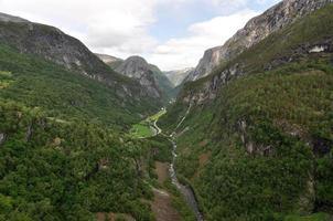 Norvège. nature norvégienne