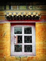 fenêtre asiatique