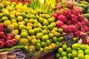 fruits asiatiques photo