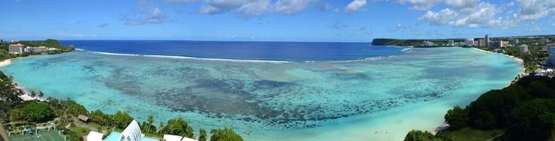 tumon bay, guam photo