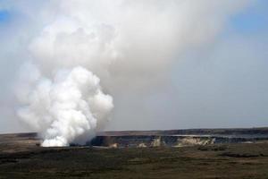 Parc national des volcans d'Hawaï, États-Unis