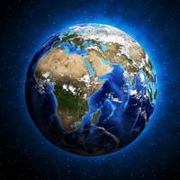 planète Terre photo