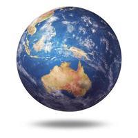 terre océanie