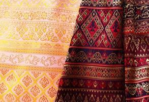 textile asiatique antique photo