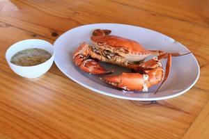 crabe royal asiatique photo