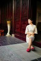 fond de style asiatique