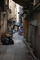 ruelle de hong kong photo