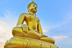 Bouddha en Thaïlande photo