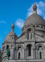 sacre coeur paris photo