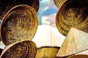 chapeaux asiatiques photo
