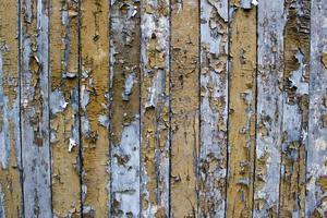 vieux, panneaux de bois grunge utilisés comme arrière-plan photo