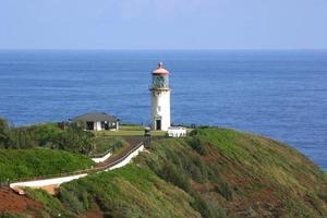 phare de kilauea, kauai
