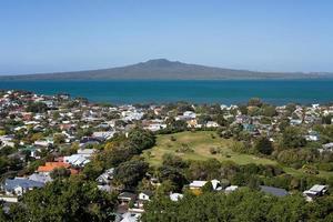île de rangitoto photo