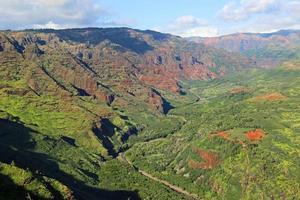 canyon de Waimea