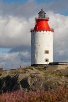 phare sur Landsort.