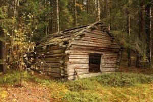grange abandonnée photo