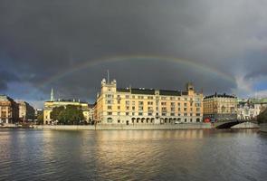 stockholm. Suède photo