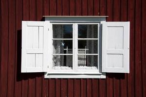 gammelstad, lulea, suède photo