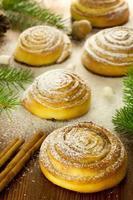 kanelbulle - rouleaux de cannelle suédois