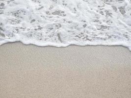 plage crépusculaire de waikiki photo
