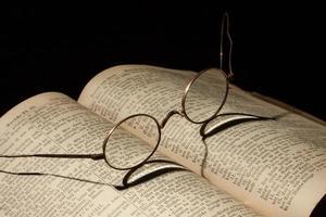 vieille bible de famille
