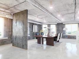 intérieur de bureau. photo