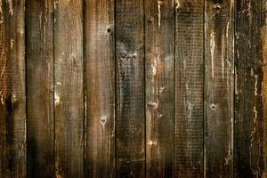 Texture de fond de planche antique en bois de couleur orange