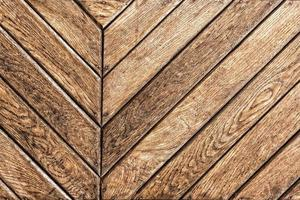 la texture du bois avec des motifs naturels photo