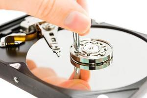 réparation de données photo