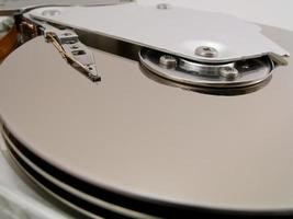 détail du disque dur 4 photo