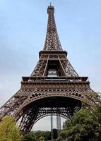 paris - tour eiffel photo