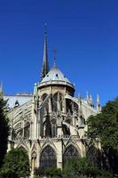 notre Dame de Paris photo