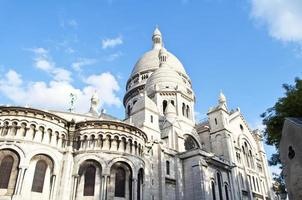 sacré-coeur, paris photo