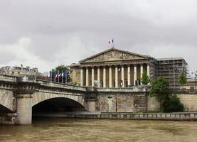 paris_maison du parlement photo