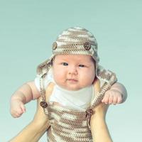 portrait de bébé photo