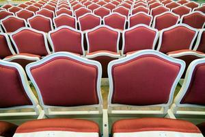 vieilles chaises photo